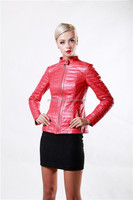 New Brand Leather Jacket Genuine Leather Jackets Women