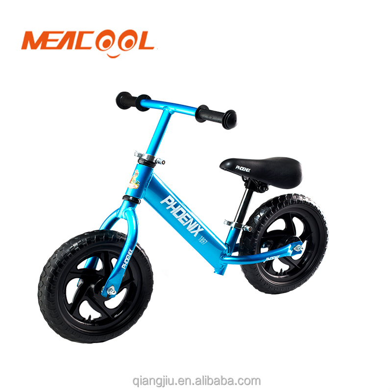 2017newest 12 inch baby balance <strong>bike</strong> bicycle safety baby kick <strong>bike</strong> with EVA tyre