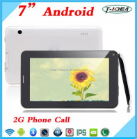 Cheap Price 7 Inch City Call Android Phone Tablet Pc With Voice Call