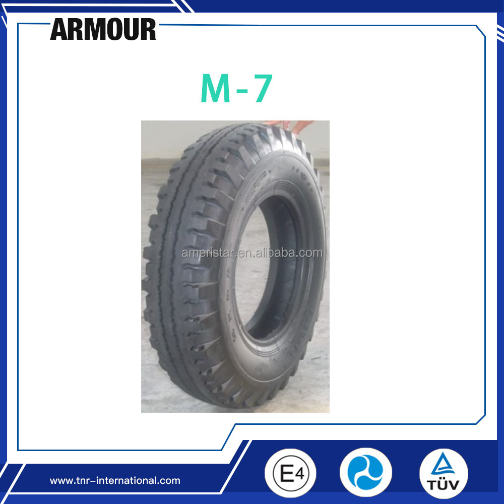 TRUCK TYRE Amour brand M-7 7.50-16