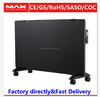 high qualiy modern glass convector infrared heater panel