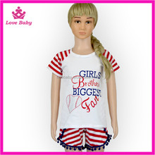 imported clothes child wholesale children's boutique clothing independence day clothes child