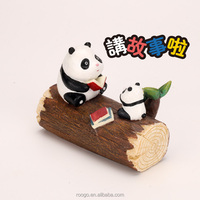 Roogo china 2016 zoo story panda revels christmas crafts