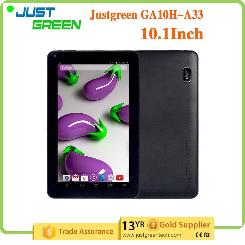 "Hight Speed! OEM GA10H-A33 Tablet Pc 10"" 1024*600 Quad Core Wifi 1GB/8GB android 4.4 Play store Bluetooth"
