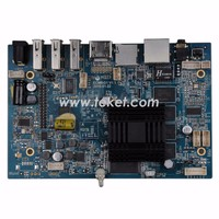 Amlogic S812 Android Board Mainboard TV board ECM8-D1for Digital Signage Advertising Player