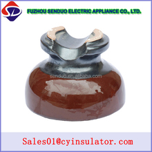 Pin Type ceramic 55-3 isolator with Spindle