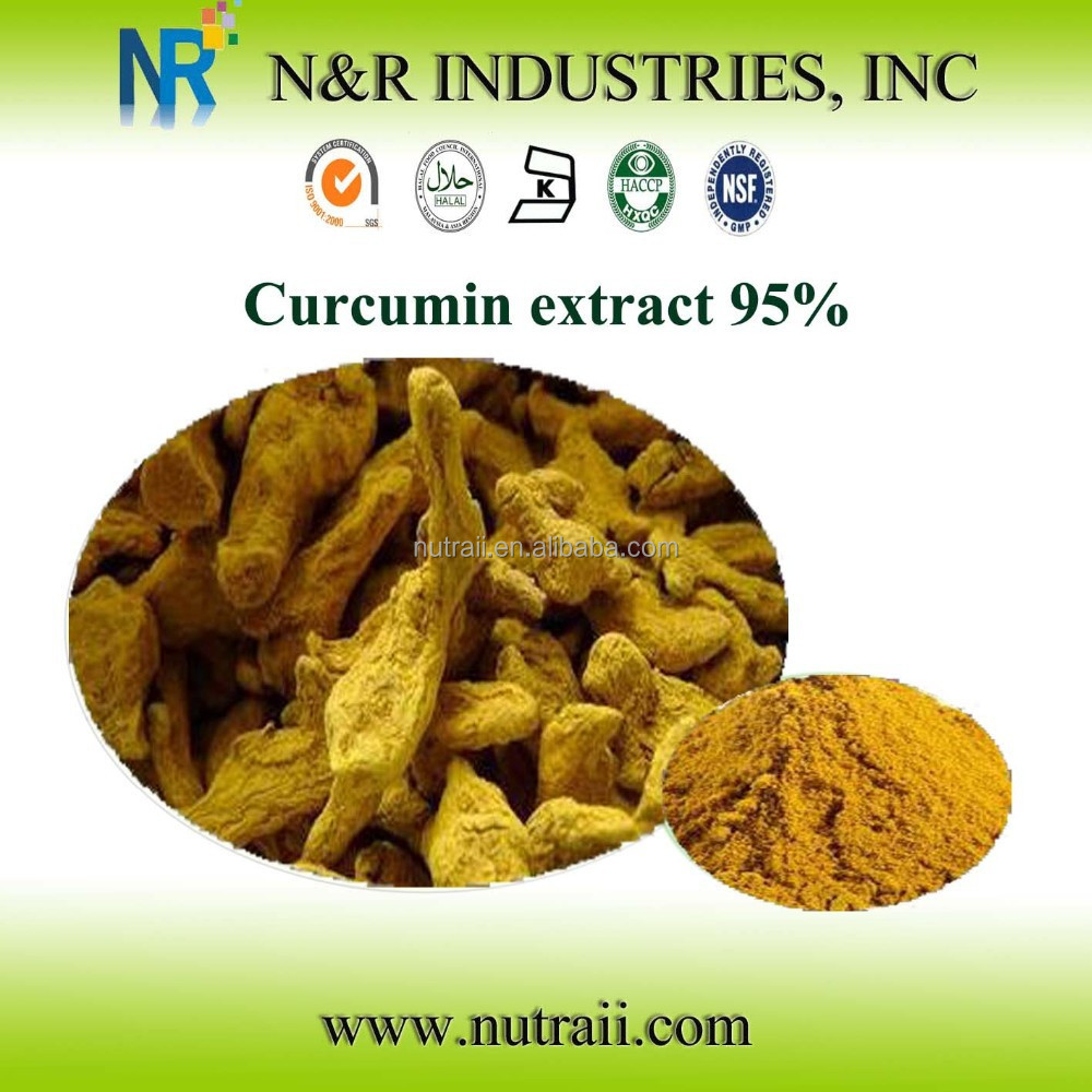 curcumin extraction plant/curcumin prices/curcumin 95%