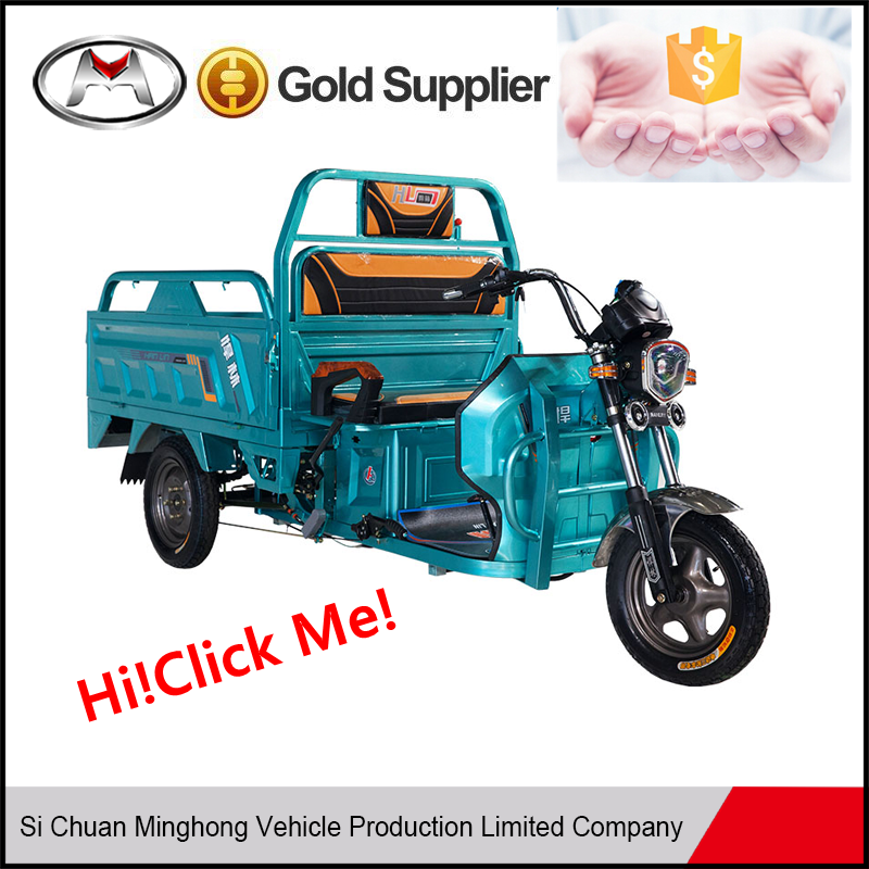 2017 high quality cheap popular pedal cargo tricycle on sale