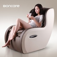 hiddden leg 3D massage chair sofa with Bluetooth and USB charge pocket