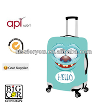 2014 New stylish Neoprene Luggage Cover,Luggage Suitcase Covers,Protective Cover Luggage