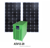 solar inverter battery and mppt solar charge controller inside ,solar panels 500w to 1000w off grid solar power system