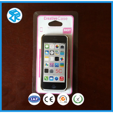 best selling products in europe phone case package heat seal blister packaging