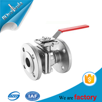 SS316 PN40 BALL VALVE FOR OIL AND GAS IN PIPE OF KITCHEN