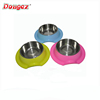 Hot selling factory supply anti ant stainless steel pet food bowl