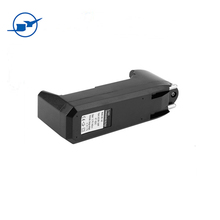 factory direct manufacture 18650/14500 universal external li-ion battery charger,portable automatic battery charger