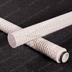 fiberglass material oil filter oil filter element for hydraulic oil filter element