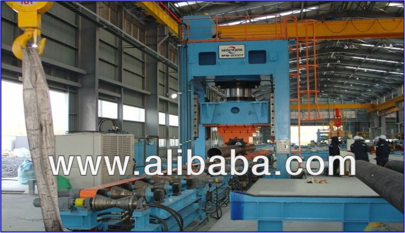 Pipe Reforming Press Machine