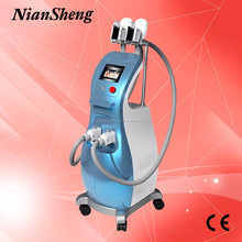 Multipolar RF Cavitation Vacuum cellulite removal laser pads freezing fat slimming machine