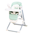China Zhongshan Manufacturer wholesale Simpleswitch Portable Baby Pram High chair Swing chair seat with EN14988