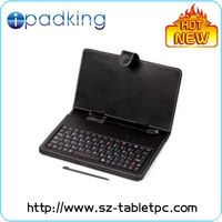 tablet pc accessories. leather cases,keyboard