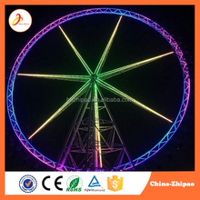 30 years experienced factory amusement theme park ride high technology safe height customized sight seeing ferris wheel