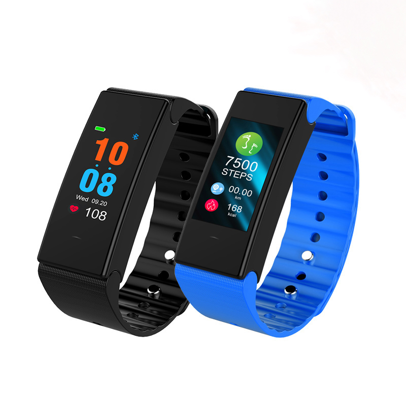 fitness smart bracelet GPS activity record Intelligent alarm blood pressure heart rate monitor smart watch