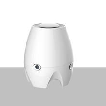 Portable Odor Eliminating Mini Ionic Air Purifier &amp; Ozone Generator with <strong>Timer</strong> for Home or Office