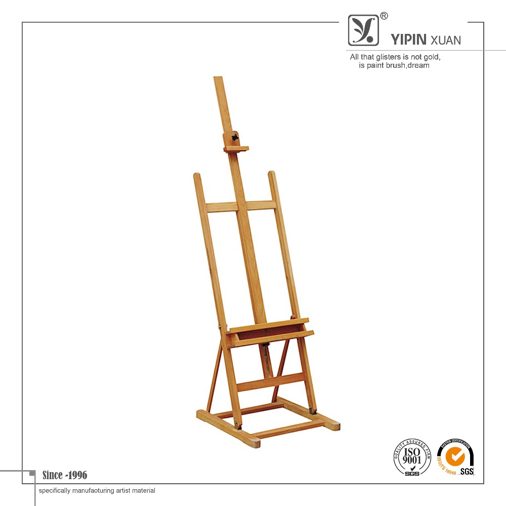 Professional Adjustable Wooden Studio Easel Stand,Artist easel