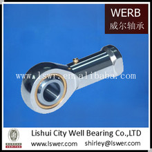 Steel on PTFE Ball Head Joint PHS16
