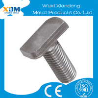 Professional manufacturer specialized in stainless steel 304 316 DIN261 T square head bolt