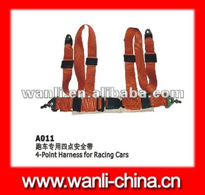 FIA super safety 4point harness for racing car(A011),Sport seat belts,Racing seat belts
