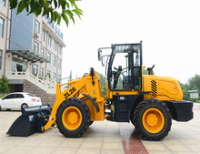 wheel loader spare parts cheap wheel loader small garden tractor loader