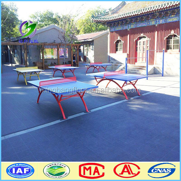 Popular Multi-use Hot Sale Popular Multi-use Good quality modular tile Suspended Outdoor PP Interlocking Sports Tennis Flooring