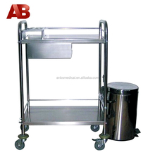 resuscitation trolley for hospital