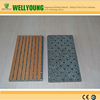 fireproof Perforated MgO slot acoustic panel