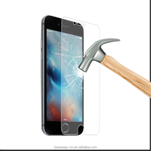 0.3mm 2.5D 9H with camera hole best screen protector tempered glass for iphone 6 Plus