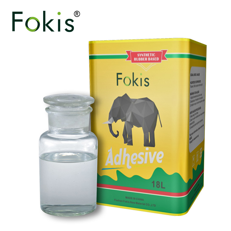 Fokis PU adhesive sealant for shoes