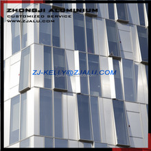 Curtain wall design Alumium Panel