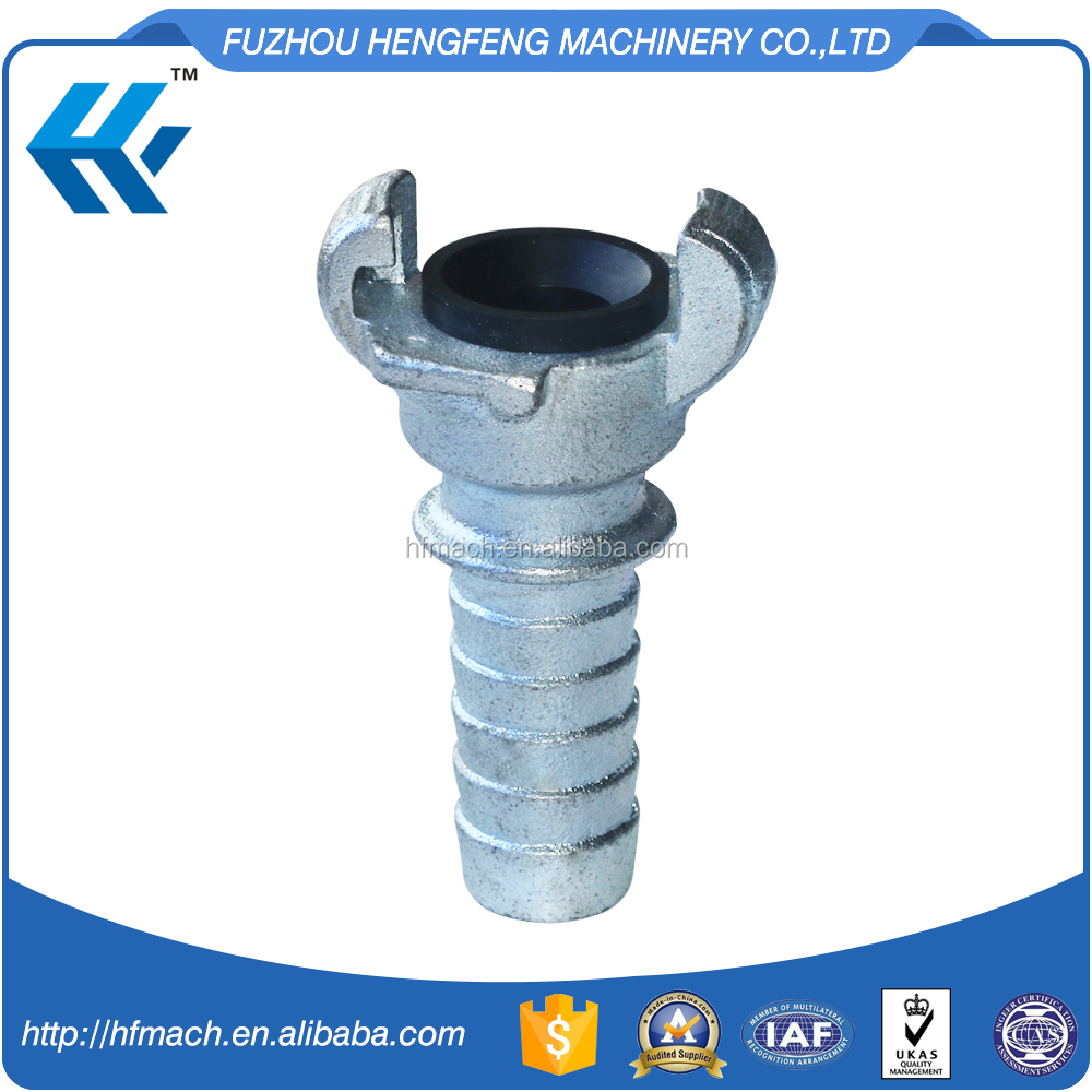 Hot sale competitive 1/4 air hose couplers air hose couplers set chicago coupling safety pin