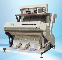 efficent and professinal color sorter equipments machinery for wheat in Anhui hefei