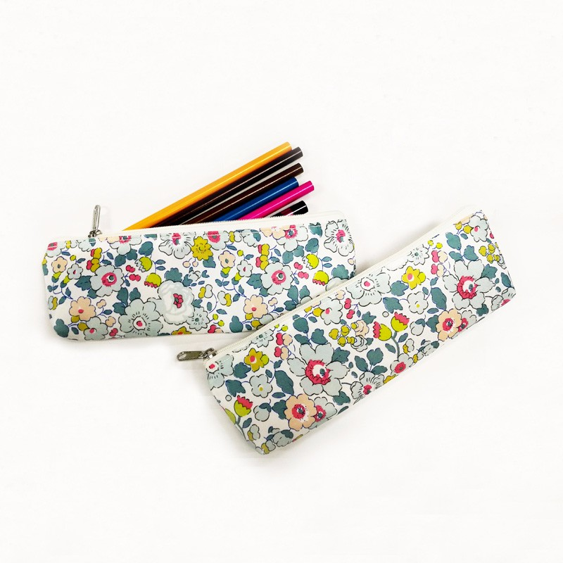 Fashion accessory wholesale custom printed pencil bag