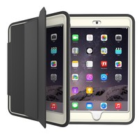 For iPad Mini 2 Leather Standing Cover, Leather Case for iPad Mini 3