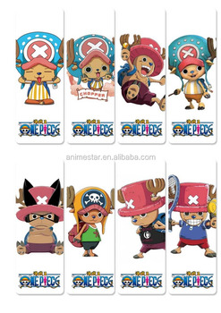 Fashion Cute New Cheapest One Piece Cute Chopper Anime Bookmark Set