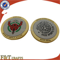 buy commemorative collective sport event custom metak coin games