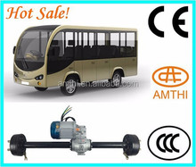Electric Motor Driving Rear Axle For Bus,CE approved New model rickshaw with DC brushless rear axle motor,amthi