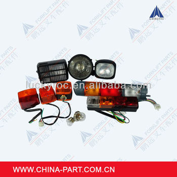 LIGHTS, REAR LIGHT, HEAD LAMP FOR FORKLIFTS