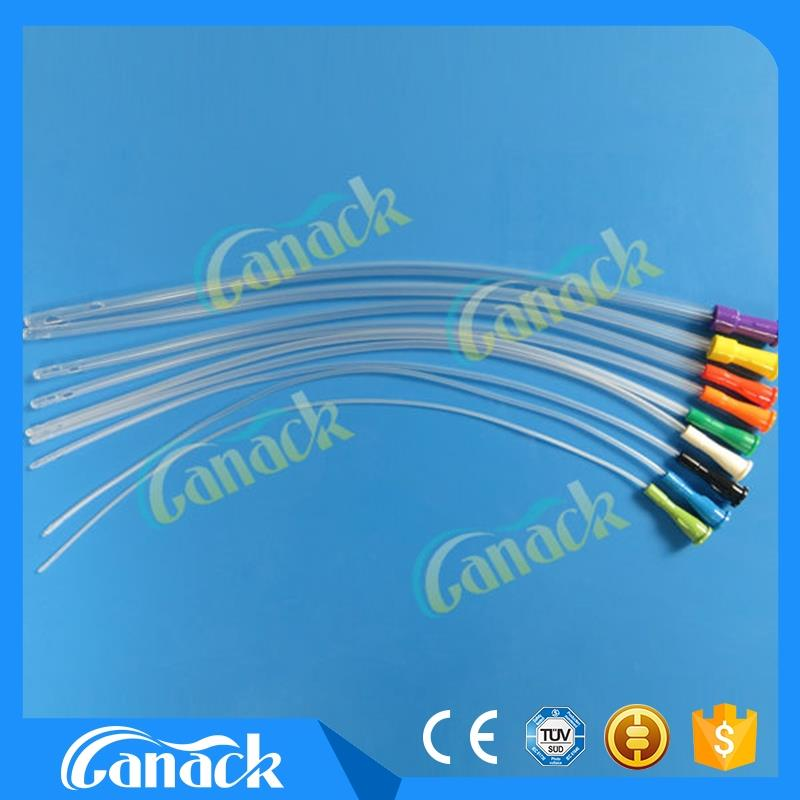 PVC disposable urinary catheter