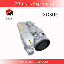 X series single stage oil vacuum pump for septic tank
