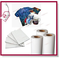100gsm sublimation best quality a4 paper for mug