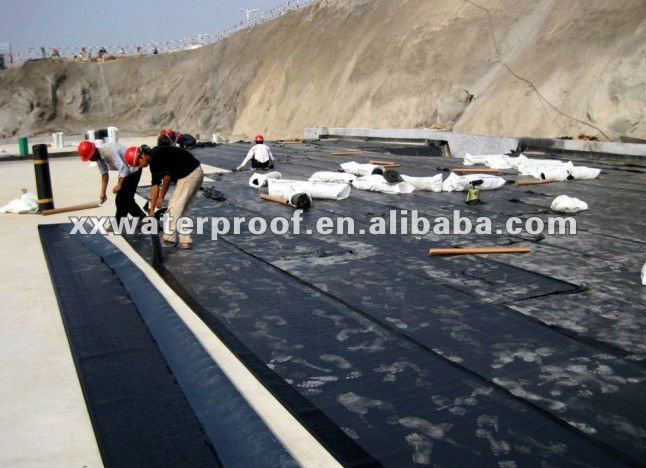 Construction building materials polymer SBS/APP modified bitumen roll waterproofing membrane
